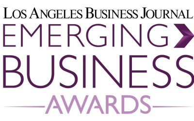 Official Nominee for LA Business Journal 2020 Emerging Business Awards!